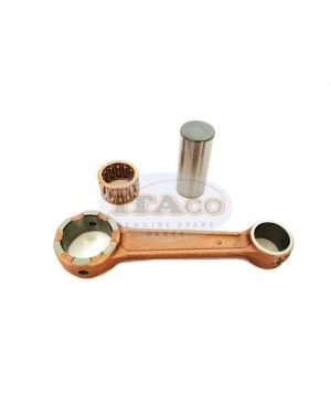 Boat Motor Connecting Rod Con Kit Crank Pin 350-00040-1 0M 350-00061 for Tohatsu Outboard M 9.9HP 15HP 18HP 2 stroke Engine