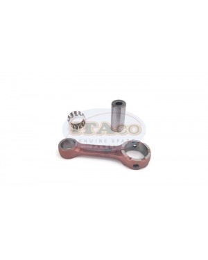 Boat Motor Connecting Con Rod Kit Crank Pin Assy 6N0-E1651 6G1-11651 For Yamaha Outboard 6HP 8HP M L S 2-stroke Engine