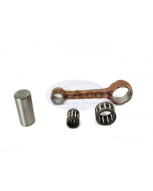 Boat Motor Connecting Con Rod Assy Crank Pin 115512 115522 for Johnson Evinrude OMC BRP Outboard 2-3.5hp 2 stroke Engine