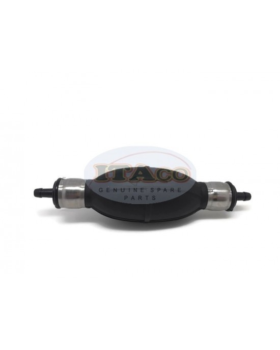 Boat Motor Primer Bulb Fuel Pump Assy 6YL-24360 61 62 63 For Yamaha Outboard 25HP - 90HP 1/4 6MM 2/4 stroke Engine