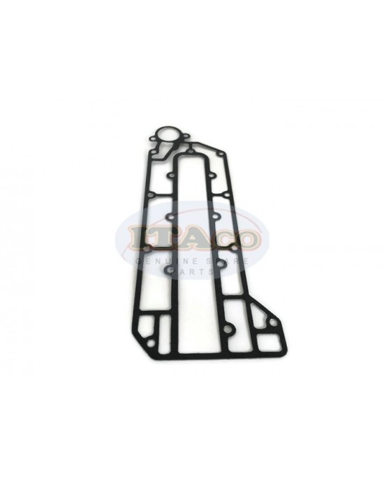 Boat Motor 6H3-41112-A0 00 Exhaust Cover Gasket 60HP 70HP For Parsun Yamaha Outboard Motor 2-stroke Engine