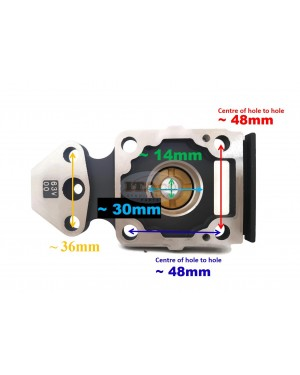 Boat Motor Housing Bearing with Bushing for Yamaha Outboard 63V-45331-00-5B 626-45316 9.9HP 15HP T F 9 15 2/4 stroke Engine