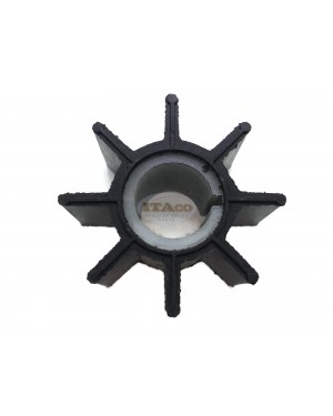 Boat Motor Water Pump Impeller 334-65021-0 M 18-8921 47-803748 for Tohatsu Nissan Mercury Mercruiser Outboard 9.9HP 15HP 18HP 20HP 2/4-stroke Engine