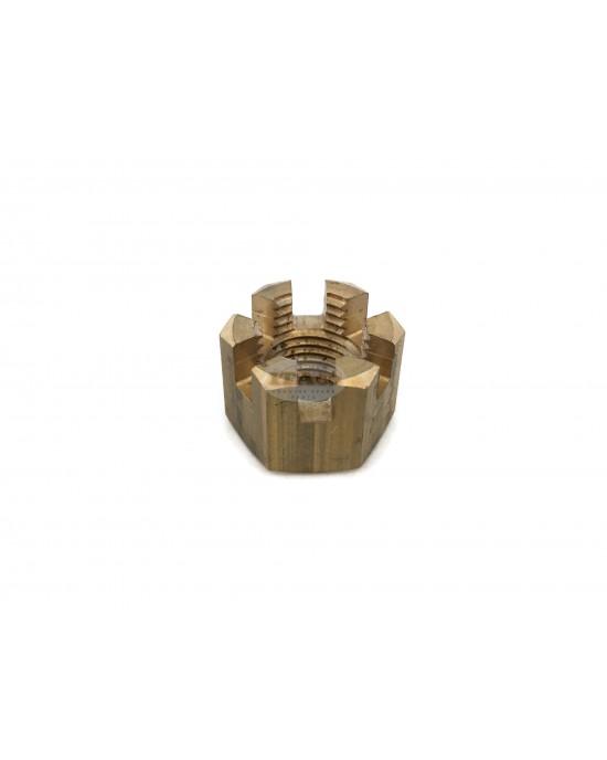 Boat Motor Propeller Nut 09140-08016 09140-08023 09141-12005 09159-12014 for Suzuki Outboard DT DF 4HP - 40HP 2/4-stroke Engine