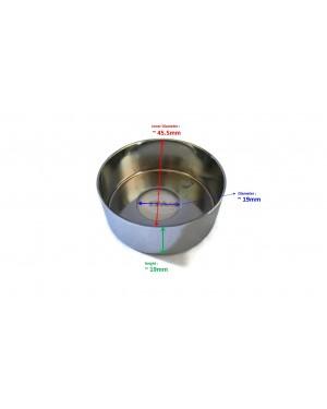 Boat Motor Water Pump Impeller Insert Cartridge 688-44322-01 688-44322-00 18-2640 for Yamaha Sierra Marine Outboard 75hp-90hp 2/4-stroke