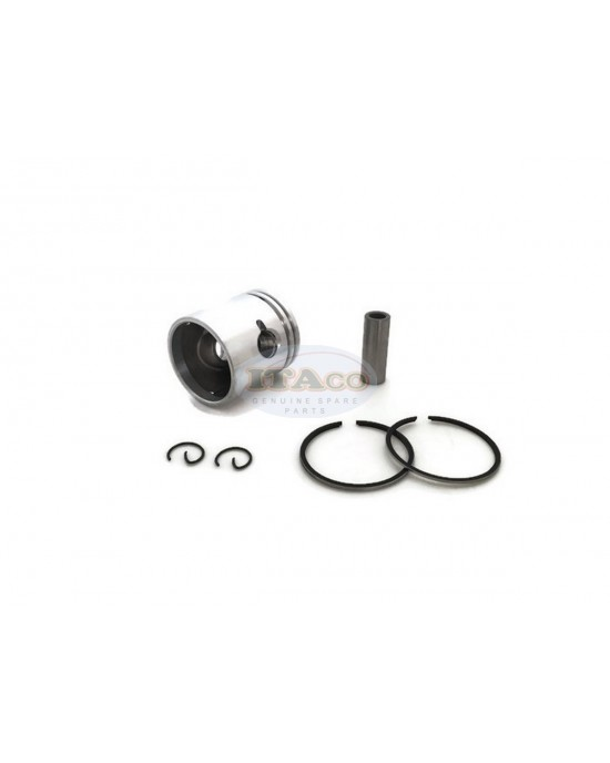 Piston Kit Ring Set For Suzuki Outboard Engine DT 2HP - 9HP 41MM 2T 12110-98402