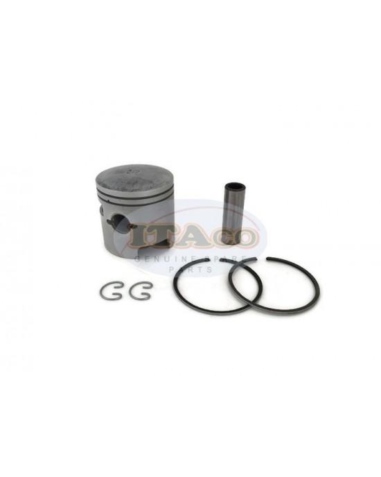 For Yamaha Motorcycle SJ560 WR WJ 500 6K8-11631 Piston Assy Set Kit w/ Ring Set