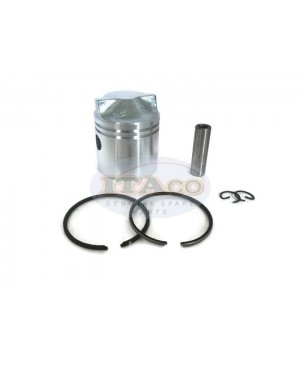 Boat Motor 6N0-E1631 94 6N0-E1603 Piston Assy Ring Set for Yamaha Outboard 6HP 8HP 2stroke Engine 50MM