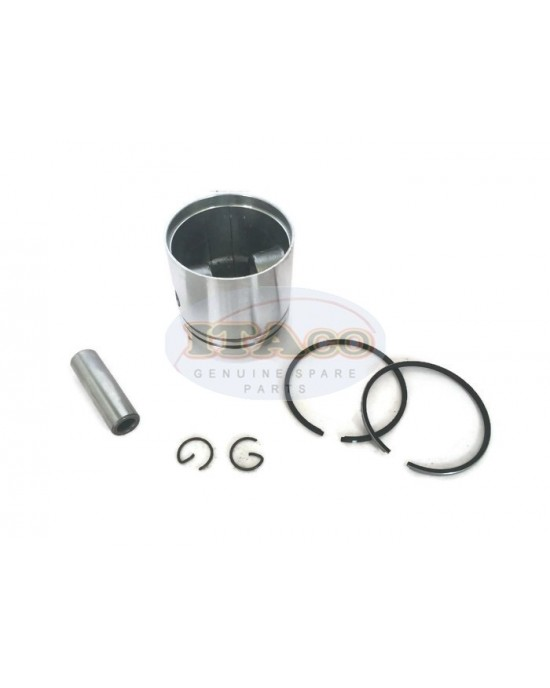 Piston Kit Assy Ring Set 6G1-11631-00-98 For Yamaha Outboard 6HP 8HP M L 2T 50MM