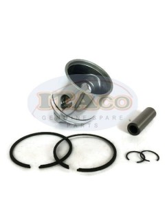 Piston Assy Kit Ring Set 0391190 0386279 - Johnson Evinrude Outboard OMC 2 3/16""