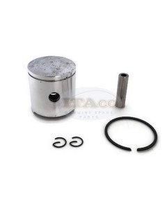Piston Kit Ring Set 309-00001 For Tohatsu Nissan Outboard 2.5HP - 3.5HP 47MM 2T