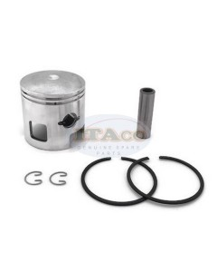 Piston Kit Assy Ring Set 346-00001-1 For Tohatsu Outboard M NS 25HP 30HP 68MM 2T