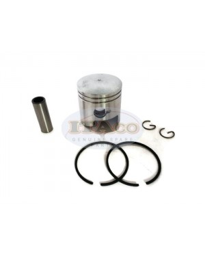 3B2-00004-0M Piston Assy Ring Set for Tohatsu Nissan Outboard 8-9.8HP O/S 50.5MM