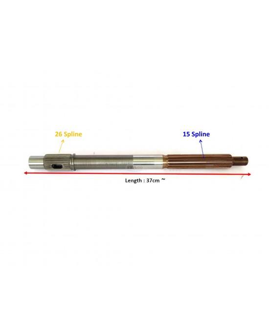 For Yamaha Outboard 688-45611-01 688-45611-00 Prop Shaft Prop Engine 2/4-stroke