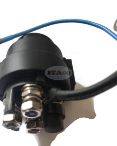 Boat Motor 6E5-81950-01 00 Rectifier Relay Assy for Yamaha Outboard L D 100HP - 225HP Boat Engine