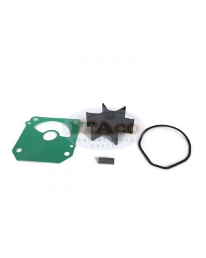 Boat Motor 06192-ZW1-000 Housing Water Pump Impeller Service Kit replaces Honda Marine Outboard BF75, BF90, BF115 and BF130 Sierra PN: 18-3283 Engine