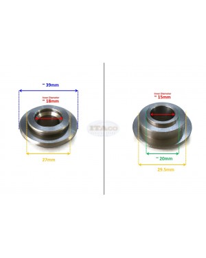 Boat Motor 6E7-45987-01 00 Lower Casing Spacer 1 for Yamaha Outboard F 15 9.9 F20 15HP 9.9HP 20HP 2/4 stroke Engine
