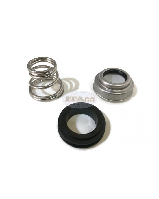 Mechanical Water Pump Seal Kit Blower Diving Circulating TS 155 15MM 15 MM 0.59 inch R3 Rotary Ring Plastic Carbon SiC TC Spring Stationary Ring Cermaic Seal Engine