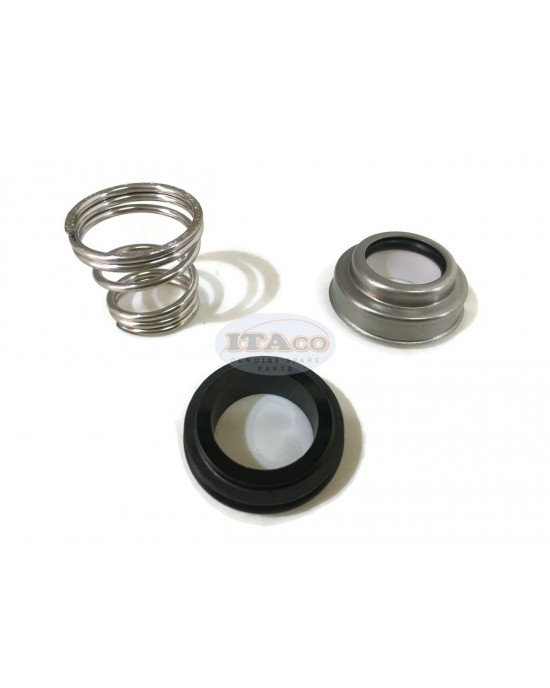Mechanical Water Pump Seal Kit Blower Diving Circulating TS 155 16MM 16 MM R3 Rotary Ring Plastic Carbon SiC TC Spring Stationary Ring Cermaic Seal Engine