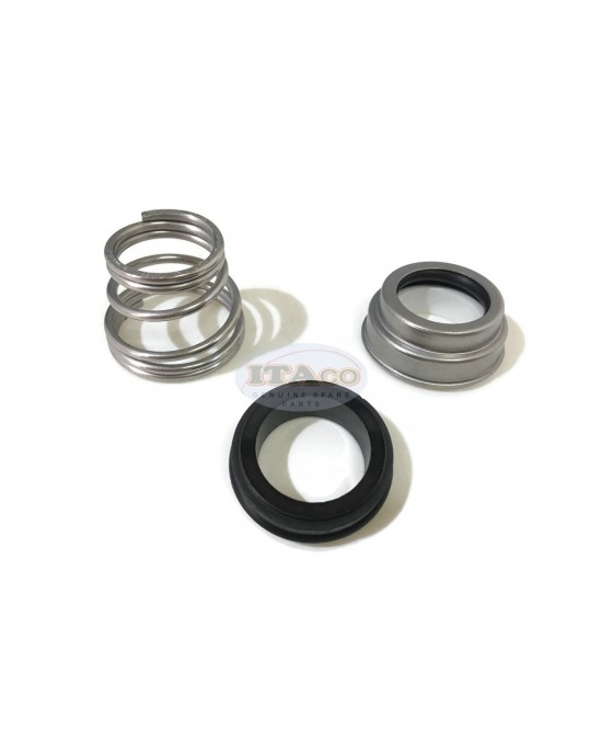 """Mechanical Water Pump Seal Kit Blower Diving Circulating TS 155 20MM 20 MM 0.7874 """" inch R3 Rotary Ring Plastic Carbon SiC TC Spring Stationary Ring Cermaic Seal Engine"""