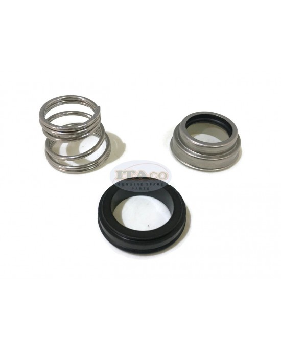 """Mechanical Water Pump Seal Kit Blower Diving Circulating TS 155 25MM 25 MM 0.985"""" inch R3 Rotary Ring Plastic Carbon SiC TC Spring Stationary Ring Cermaic Seal Engine"""