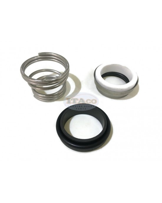 """Mechanical Water Pump Seal Kit Blower Diving Circulating TS 155 30MM 1.18 """" inch R3 Rotary Ring Plastic Carbon SiC TC Spring Stationary Ring Cermaic Seal Engine"""