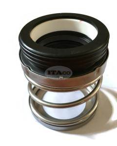 """Mechanical Water Pump Seal WIN 1 3/8"""" 34.925MM Secondary Seal Ceramic Ring 51MM Blower Diving Circulating TS560A Rotary Ring Plastic Carbon SiC TC Spring Cermaic Seal CMS Engine"""