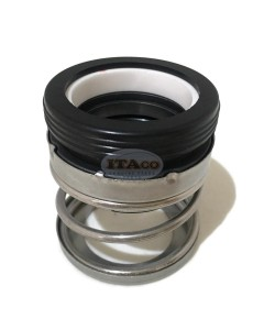 Mechanical Water Pump Shaft Seal Kit WIN 30MM Secondary Seal Ceramic Ring SiC TC 45MM Blower Diving Circulating TS560A Rotary Ring Plastic Carbon Spring CMS Engine