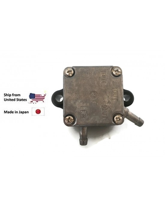 Genuine OEM Fuel Pump Assy 66M-24410-10 11 Yamaha Outboard 9.9HP 13.5HP 15HP 4T
